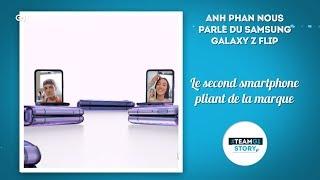 #TEAMG1 Story : Anh Phan nous parle du Samsung Galaxy Z Flip