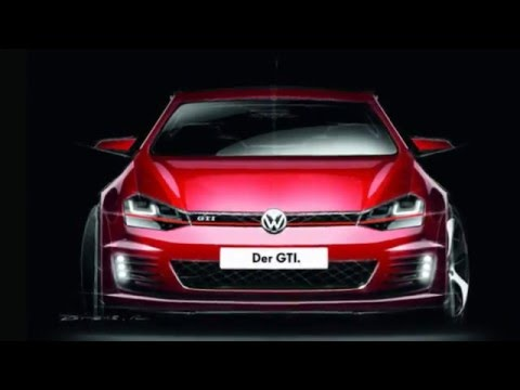 2018 volkswagen golf gti performance concept youtube. Black Bedroom Furniture Sets. Home Design Ideas