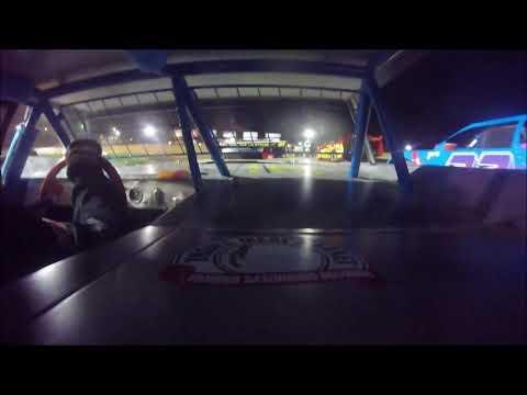 Brett McDonald Feature Lernerville Speedway 8/24/18 In-Car