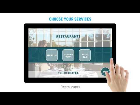 TOPAZ Virtual Concierge Suite