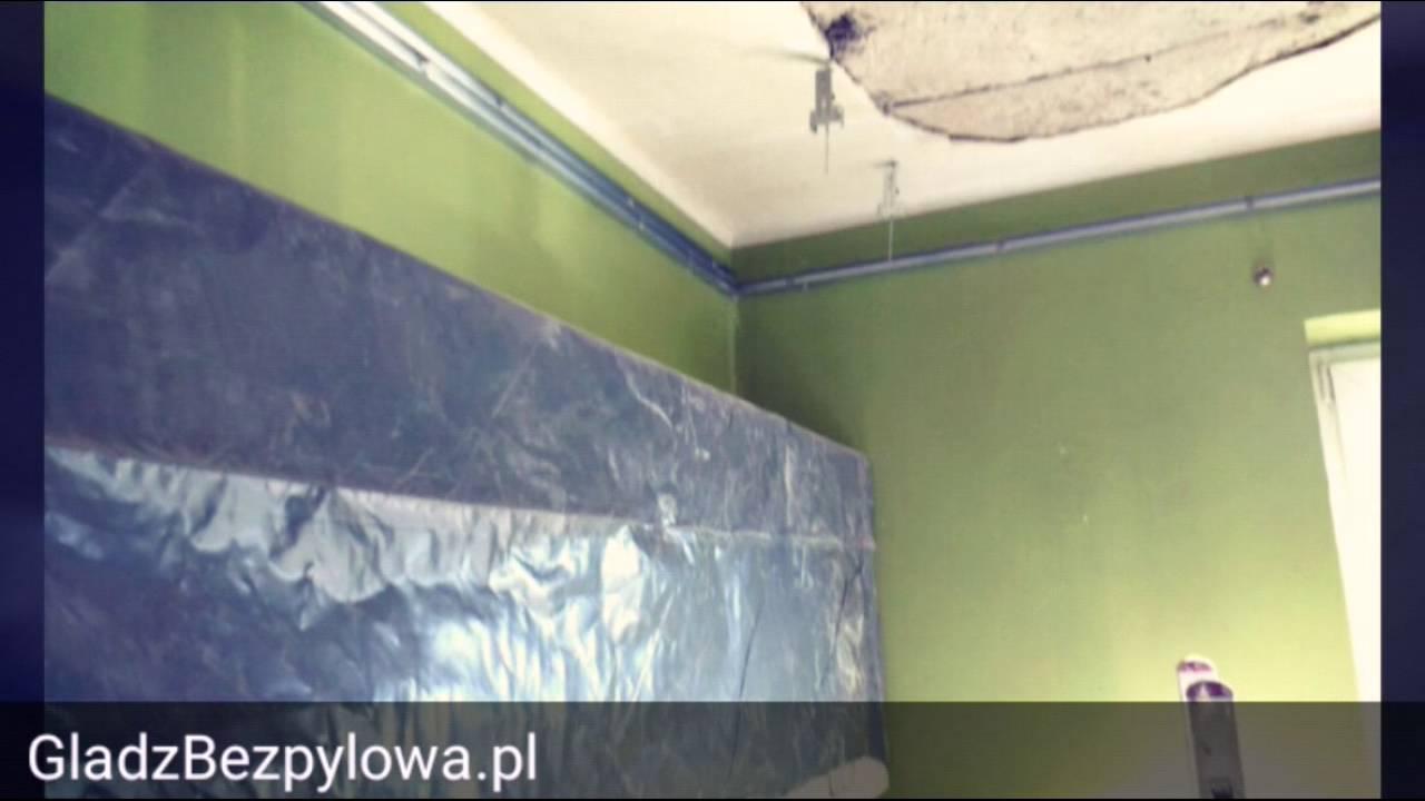 Sufit podwieszany w kuchni  Pabianice, Kamienica  YouTube