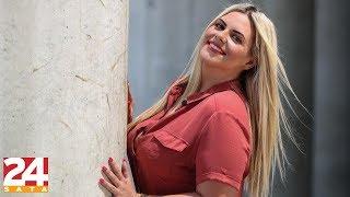 Nina Martina iz Života na vagi: 'Ne slušam hejtere, izgubila sam 70 kg' | 24 pitanja