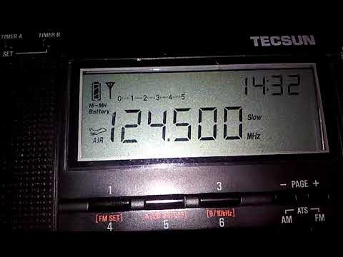 124,5 MHz Moscow Control