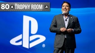 (PODCAST) PlayStation's Shawn Layden Talks Leaving E3 2019 Crossplay and PS5 Streaming