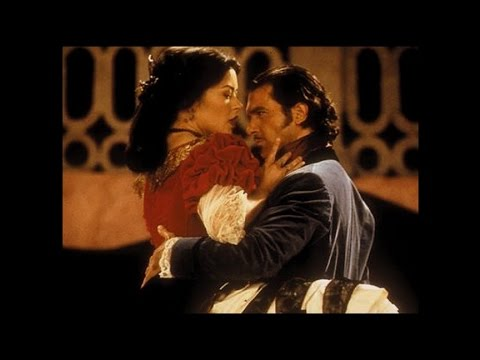 7. Paso Doble-Catherine Zeta Jones&Antonio Banderas-Spanish Tango-The Mask of Zorro 1998