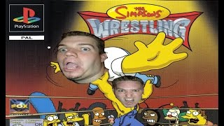 DBPG: The Simpsons Wrestling Game Review