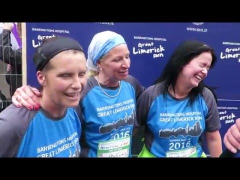 Barringtons Great Limerick Run 2016