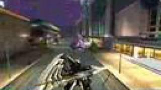 Exteel Speedboosting gameplay
