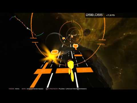 Puzzles - Unknown Mortal Orchestra | Audiosurf