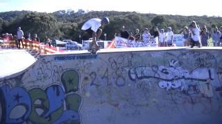 EEVP - Cabarita Skate Comp 2011