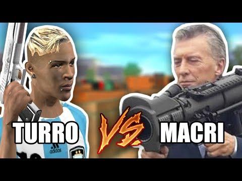 VILLERO VS MACRI | GTA SAN ANDREAS VILLERO 3!