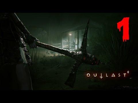 Прохождение Outlast 2 - 1 серия - Дурная Деревня