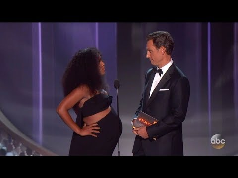 Tony Goldwyn & Kerry Washington on the Emmys 2016 (HD)