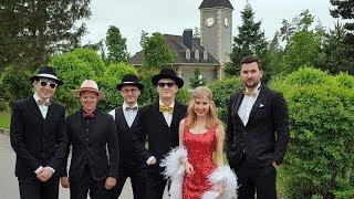 Кавер группа на свадьбу Гетсби   Gatsby Orchestra
