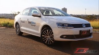 Avaliação Volkswagen Jetta Tsi 2013   Canal Top Speed