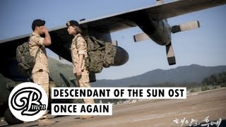 173. Descendant of The Sun OST - Kim Na Young & Mad Clown - Once Again (Bahasa Indonesia - Bmen)