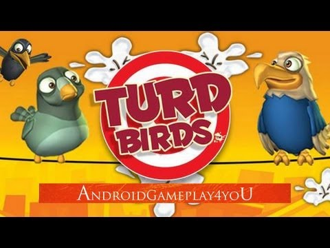 Turd Birds Android HD Gameplay [Game For Kids]