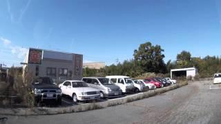 20151025・双葉町役場ー厚生病院 (車載1.5倍速)