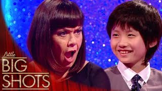 Meet The 8 Year Old With A Music Degree! 👨🏫| Little Big Shots