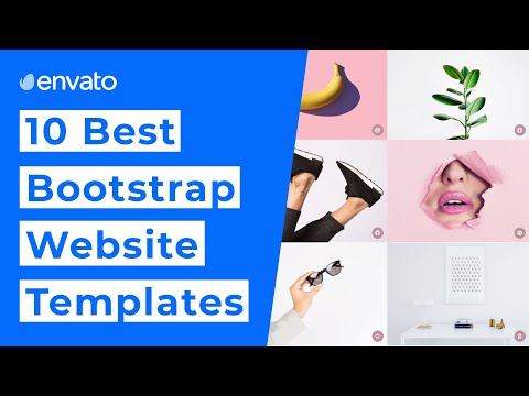 10 Best Bootstrap Templates [2020]