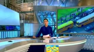 «Новости» 26 октября 2014 «Первый канал» Украина Россия новости 26 10 2014
