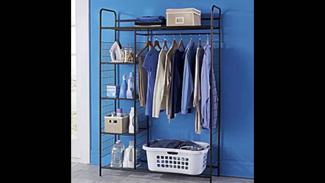 standing pic inspiring stand closet wardrobe alone storage closets free