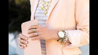 Outfits de Moda con Blazer * Cómo combinar un blazer * look casual 2015