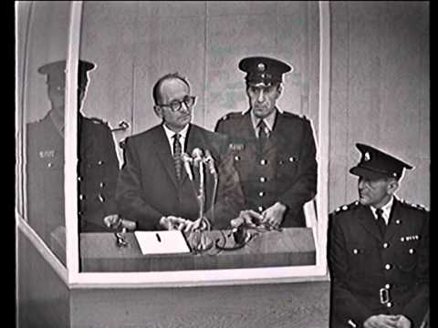 Eichmann Trial - Session No. 1