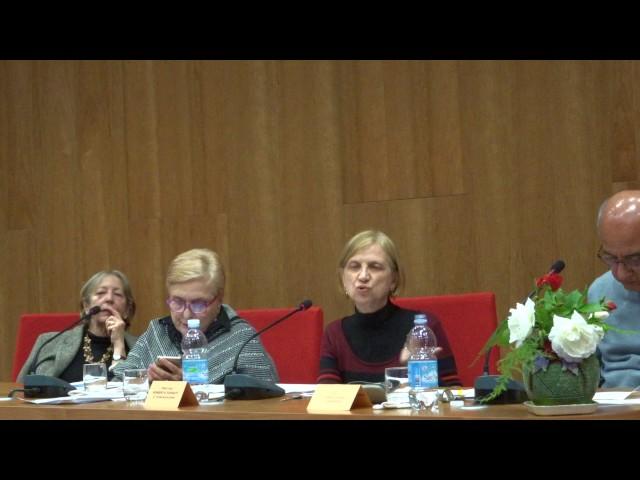 Le donne nel movimento modernista  Prof.ssa Roberta Fossati
