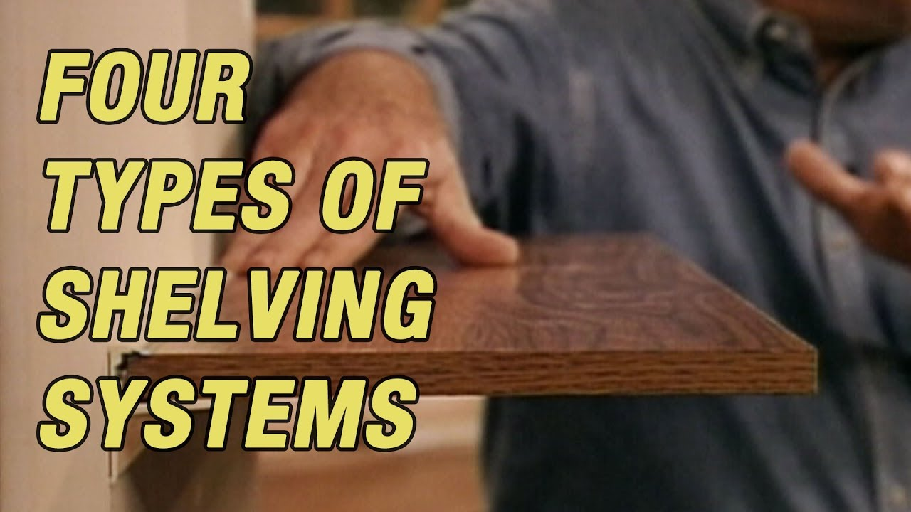 Download 4 Types of Shelving Systems - Which One is Right for You?