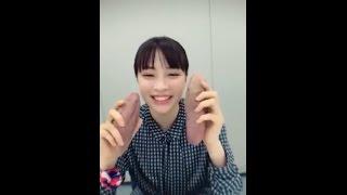 広瀬すず https://live.line.me/channels/290685/broadcast/1390688.