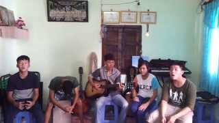 365 DABAND - Nơi Anh Không Thuộc Về (Acoustic Cover by THPTA BAND)