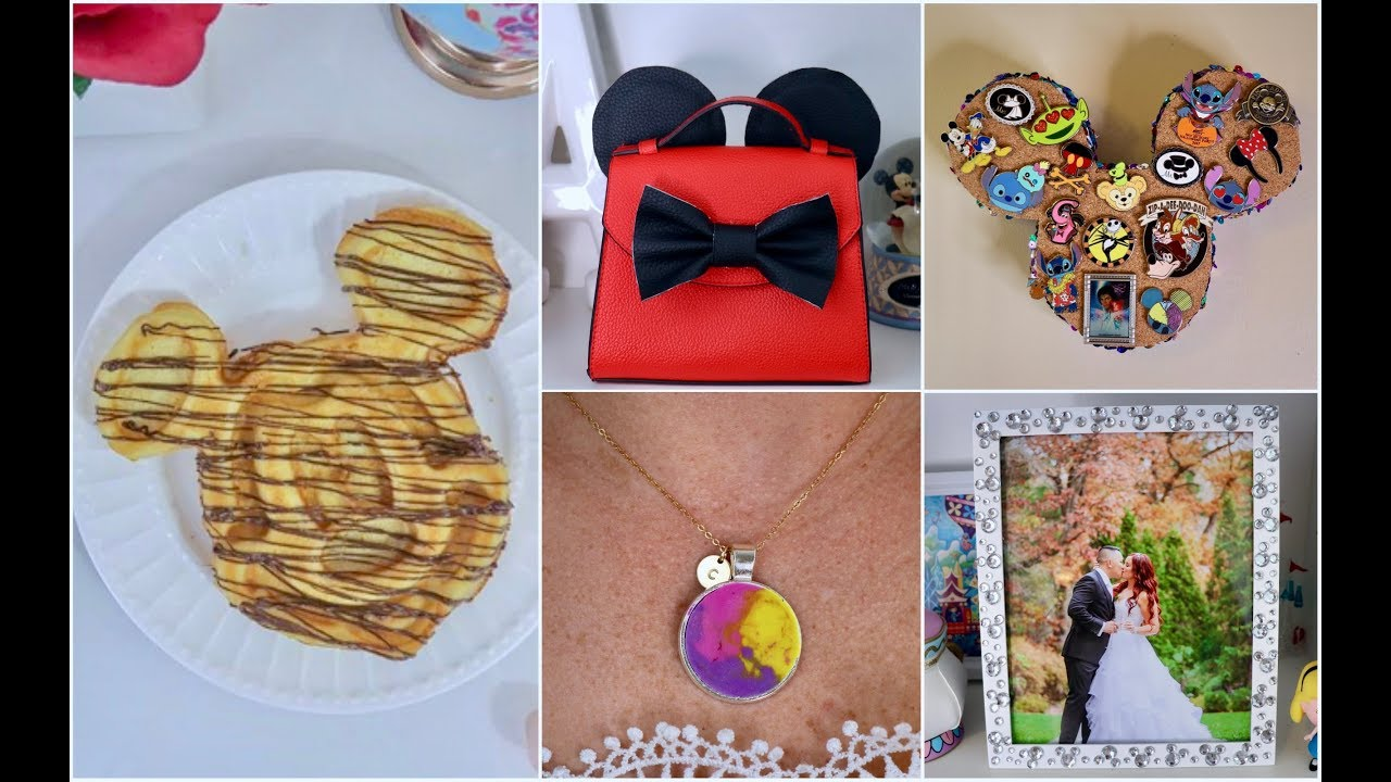 Cheap Easy Disney Diy Crafts 9 Pinterest Inspired Youtube