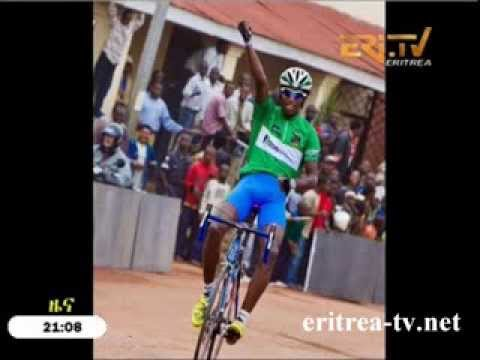 Eritrean News - 49th Place for Daniel T. in Andalucia Race