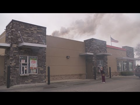 Maria - Video: Woman Wants A Refund...When The BK Is On Fire