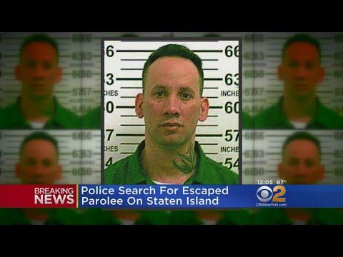 Escaped Parolee Still Loose On Staten Island