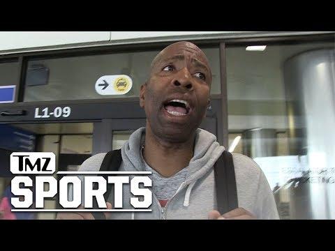 Toronto Raptors Did DeMar DeRozan Dirty, Says Kenny Smith | TMZ Sports