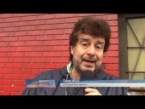 Daniel Mollo el candidato a intendente de Lavagna