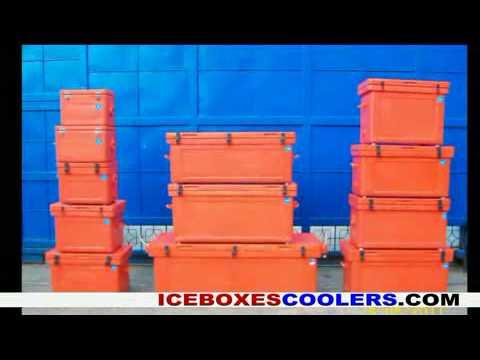 IceBoxCoolers[OPI]. Fishing, Fishermen & Boat Iceboxes