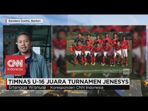 LIVE REPORT: Jelang Kedatangan Timnas U-16 di Indonesia