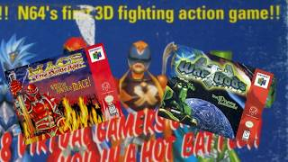 Five Dollar Gaming: Dual Heroes (N64)
