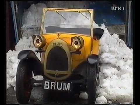 Brum on Ice - Norwegian dub