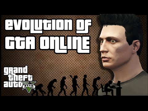 The Evolution of GTA 5 Online | From Grand Theft Auto to Battlefield DLC