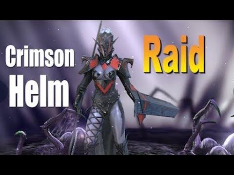 RAID Shadow Legends Багровая Маска | Crimson Helm (Обзор героя)Советы по прокачке.