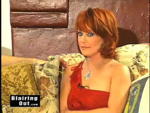 Gram Parsons daughter Polly Parsons talks to Eric Blair 2004