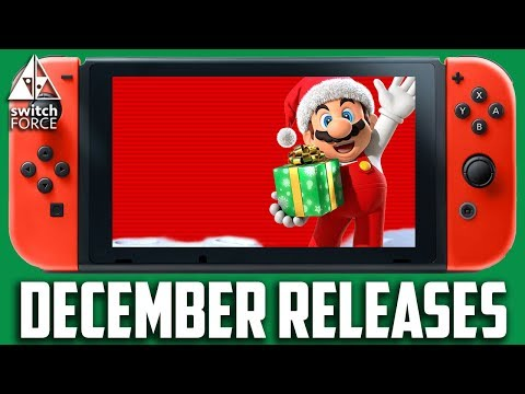 All Nintendo Switch Games December 2017 - Release Dates + What To Buy
