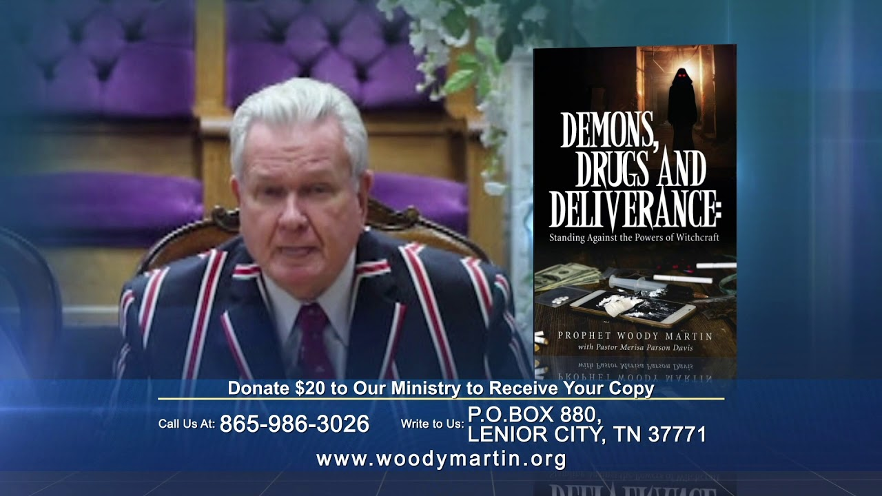 Demons Drugs And Deliverance Youtube
