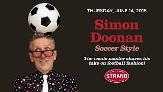 Simon Doonan | Soccer Style