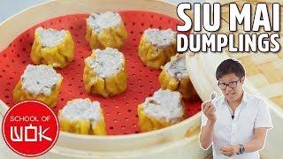 Mystery Recipe Challenge - Siu Mai Dumplings!  Saturday Specials