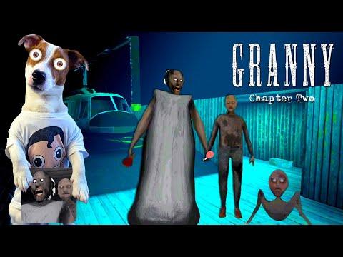 Гранни 2 [Обновление 1.1] + Новая концовка Granny Chapter Two